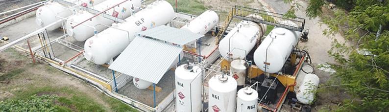 ¿Gas natural licuado solución a largo plazo?
