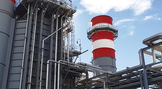 Superservicios impone multa por $877 millones a la termoeléctrica Prime Termoflores por no garantizar disponibilidad de sus plantas generadoras